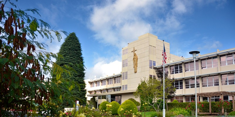 Queen of the Valley Medical Center in Napa