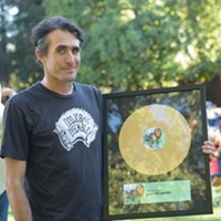 Scenes from the Aug. 14 NorBay concert at Julliard Park Josh Windmiller was named best promoter by North Bay readers. Jon Lohne