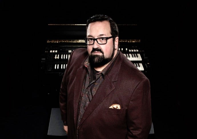 Joey DeFrancesco will discuss his 30-plus years on the jazz scene and will take an extensive look into Jazz Organ on Nov. 22. - MICHAEL WOODALL