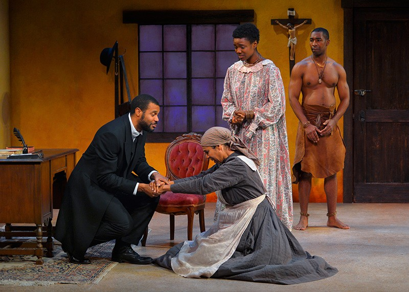 WHITHER THE THESPIANS? Can straight plays like Marin Theatre Company's 'Convert' compete with crowd-pleasing musicals such as 'Spamalot' and 'Cats'? - KEVIN BERNE