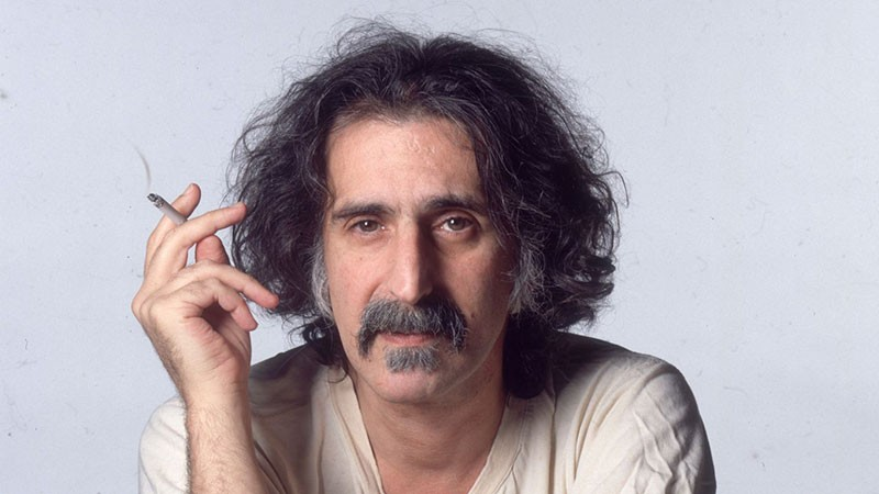 ZAPPED  Frank Zappa hated interviews, but that didn't stop Thorsten Schutte from documenting his life's work in this new film.