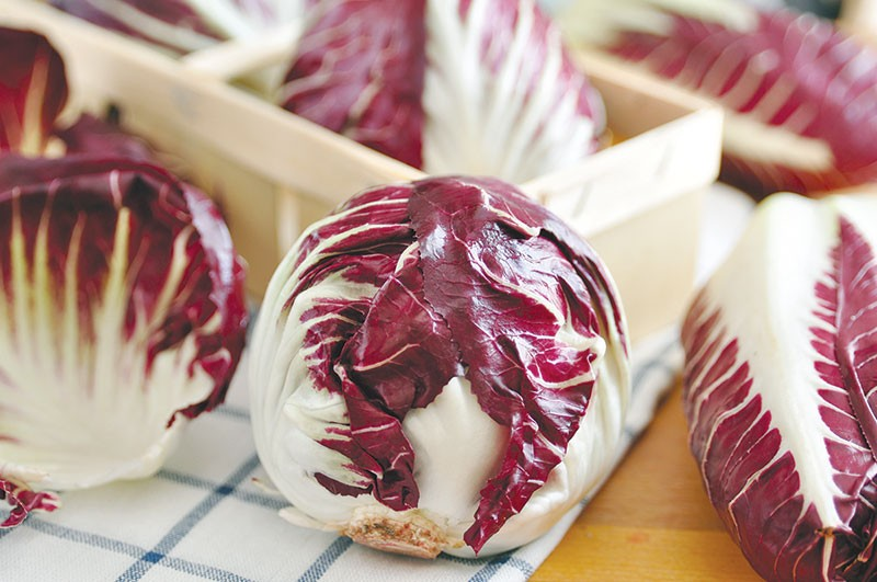 THAT'S SO RADICCHIO  Bitter vegetables take some getting used to, but they are quite versatile and nutritious.