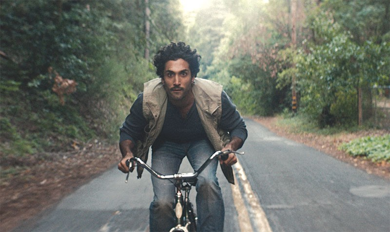 IS THAT OLD RIVER ROAD?  Osman (Dominic Rains) looks for answers in - 'Burn Country.'
