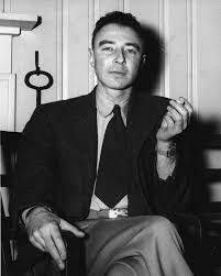 WHO'S YOUR DADDY? The bio of father of the atomic bomb Robert Oppenheimer is subject to some tasteless revisionism in 'The Vault Apocalyptia.'