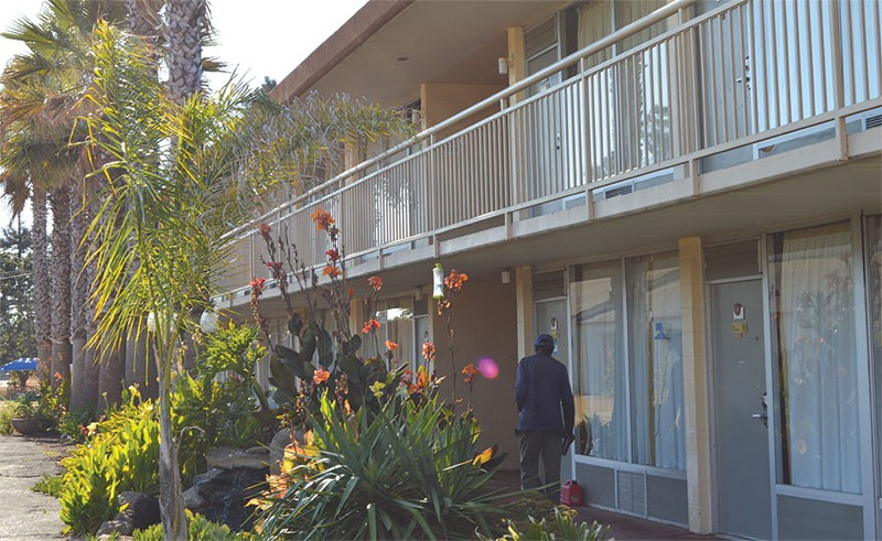 HOUSING THE HOMELESS  Seven residents at Santa Rosa's Palms Inn died last year, unfortunate but not surprising given the at-risk population served by the innovative housing project.