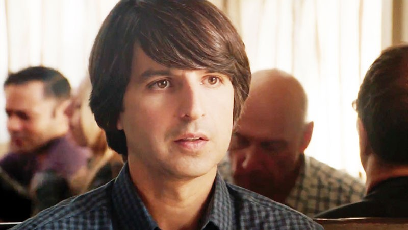 FAB FORLORN Don't let the peppy Beatle haircut fool you; Demetri Martin's 'Dean' is a mope-fest.