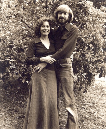 Ray and Barbara Jacobsen in the 1970s.