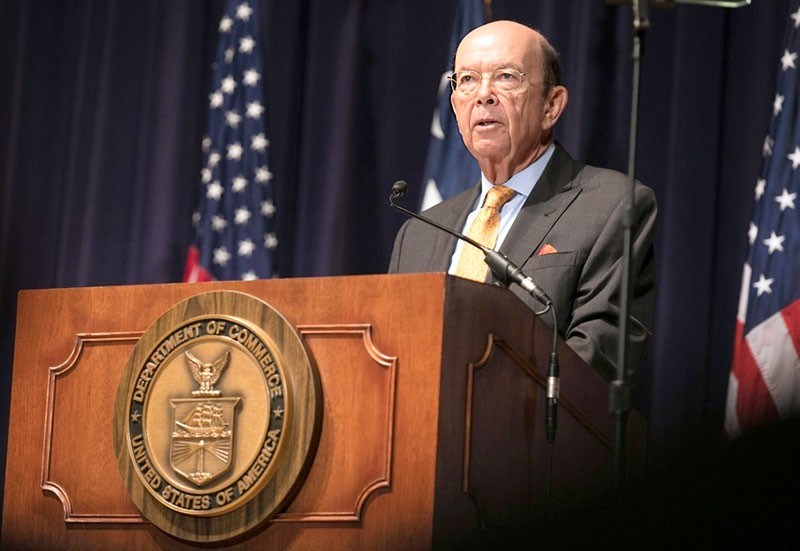 SMELLS FISHY  Secretary of Commerce Wilbur Ross says support of U.S. fisheries is one of his top priorities. - So where is the support for beleagured West Coast crab and salmon fishermen?