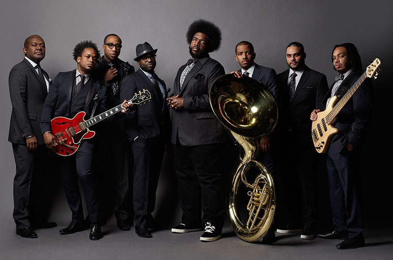 ROOTSY The Roots headline this year's Emerald Cup.