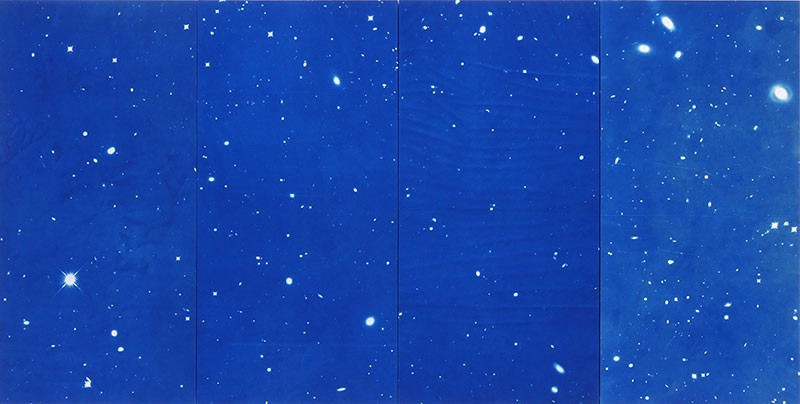 IN THE STARS  Ala Ebtekar's new work at di Rosa explores what it means to live without borders.