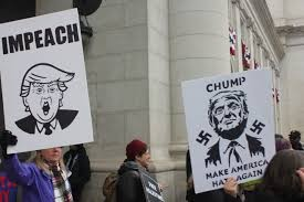 Signs are pointed in the direction of impeachment - WIKPEDIA