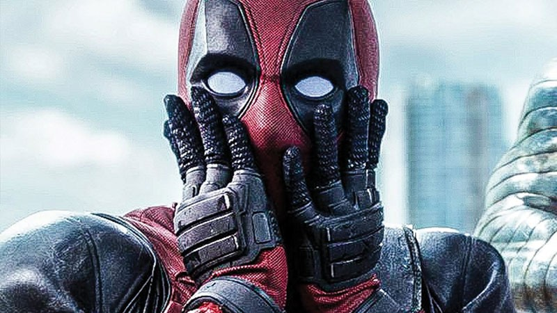 MERC WITH A MOUTH Ryan Reynolds is back as the smart-alec superhero Deadpool.