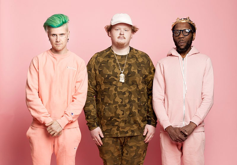 ZOO LANDING Former buskers Too Many Zooz play the Mystic Theatre - in October.