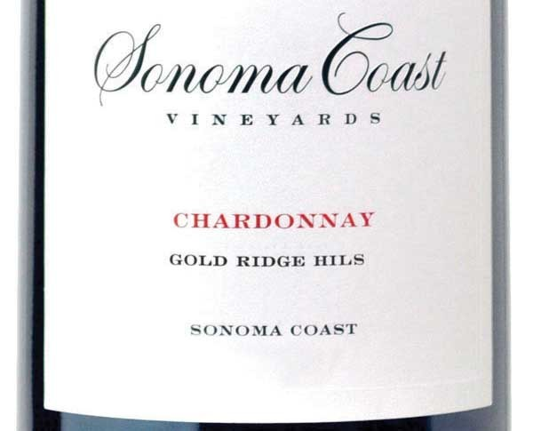 CUP OF GOLD The Chardonnay delivers at Sonoma Coast Vineyards in Bodega Bay. - JAMES KNIGHT