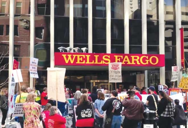 EXPOSED Netflix documentary series 'Dirty Money' opens its second season with an episode on the Wells Fargo accounts scandal.