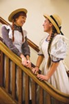 <b>GO GREEN</b> Melody Payne and Rachel Davidson win audiences over 