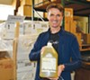 <b>GOOD FOR WHAT OILS YOU</b> Salute Santé, says Valentin Humer, won't send all its health benefits up in smoke.