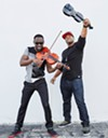<b>STRING THEORY</b>< Wil B. and Kev Marcus combine classical training with hip-hop influences.