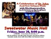 A Celebration of Dr. John & New Orleans Music feat Rhythmtown-Jive & the K-Girls, plus Mark Karan at Sweetwater Music Hall