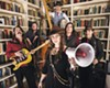 <p><b>Noisemakers</b> Royal Jelly Jive gets loud on new record, 'Limited Preserve No. 3.'</p>
