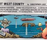 Go West: Goat Rock Artist Draws Home