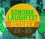 Sonoma Laughfest Goes for the Giggles