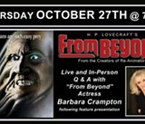 Oct. 27: Scream Queen in Santa Rosa