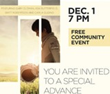 Dec. 1: Free Space in Yountville