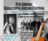 Jan. 28: Six-String Summit in Sebastopol
