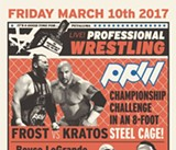 March 10: Rage in a Cage in Petaluma