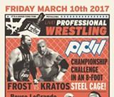 March 10: Rage in a Cage in Petaluma