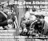 Nov. 11: Big & Slim in Petaluma
