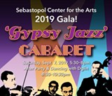 Sept. 7: Get Jazzy in Sebastopol