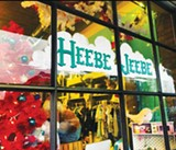 Heebe Jeebe General Store at 20