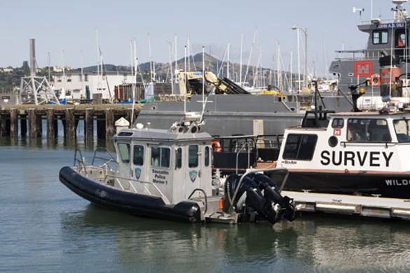 Sausalito's 'Anchor-Outs'