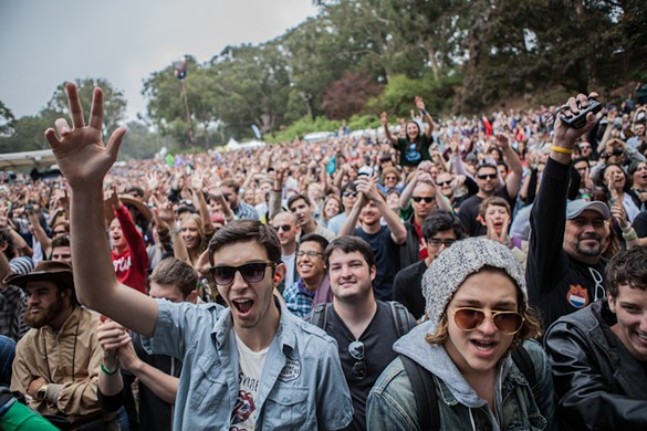 Outside Lands 2012: The People