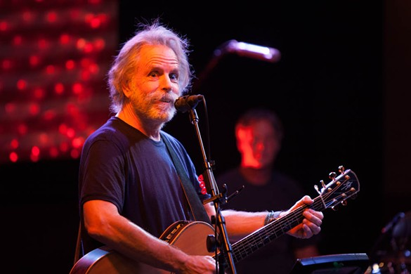 Jerry Garcia's Birthday at TRI Studios