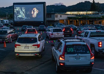 Drive-In Theaters Come Back to Life in the North Bay