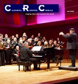 California Redwood Chorale sings in San Juan, Puerto Rico