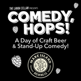 Comedy,Hops! - Uploaded by The Laugh Cellar