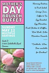 Mother's Day Brunch Buffet - Uploaded by KazzitInc