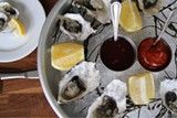 """Moshin's """"Pearl of a Party"""" on June 2: Oysters + Bubbly - Uploaded by Moshin Vineyards"""