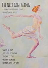 "Art work shown: ""Lightly Treading"" by Jordan Hayes - Uploaded by Laura Leipzig"