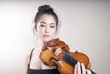 Simone Porter - Uploaded by santarosasymphony