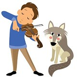 Peter and the Wolf - $10/child, $20/adult - Uploaded by santarosasymphony