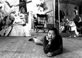 Bernice Bing in her studio - Uploaded by Ann Trinca
