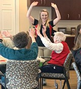 Bingo + Exercise = Fun - Uploaded by SCHSD Communications