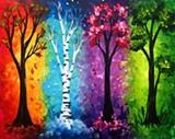 Gan Israel Preschool Paint Nite - Uploaded by Ruth