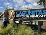 Lagunitas Brewing Co. - Uploaded by Therese