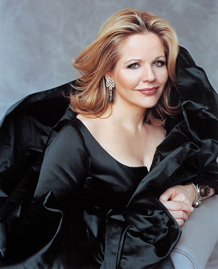 VOICE OF HEAVEN Renee Fleming kicks off the new season at the Green Music Center on Sept. 15.